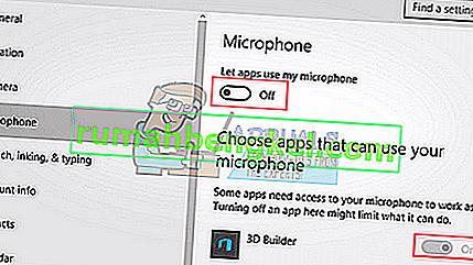 Poprawka: mikrofon nie działa w systemie Windows 10
