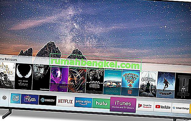 Poprawka: telewizor Samsung nie łączy się z Wi-Fi