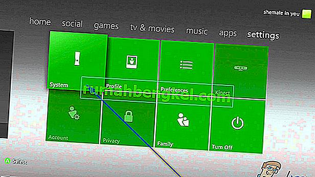 كيفية حذف ملفات التعريف على Xbox 360